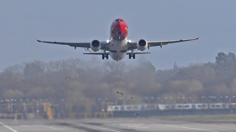 $63,000 reward in London airport drone scare