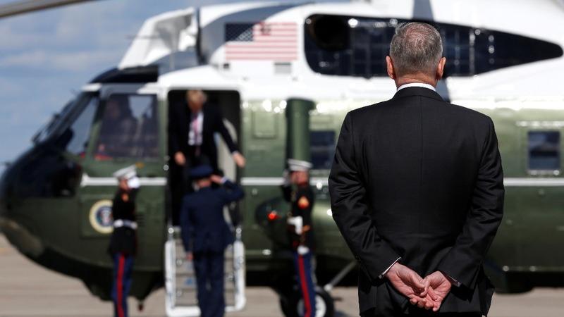 Dismissed Mattis signs Syria withdrawal order