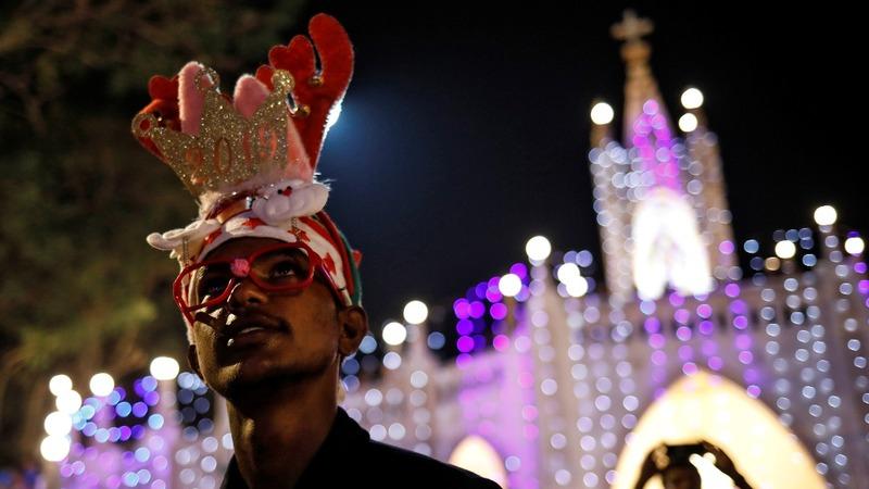 INSIGHT: Christmas festivities around the world