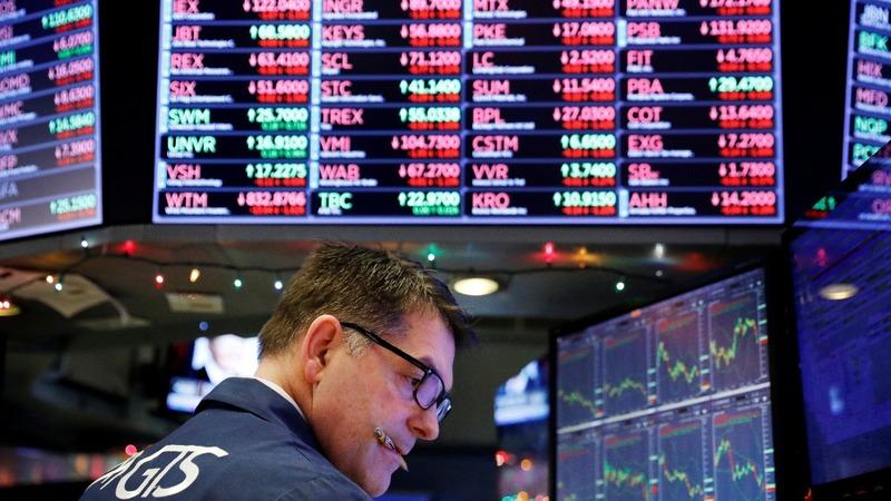 Wall Street rebounds after punishing selloff