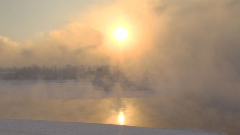 INSIGHT: Severe frost hits Siberian city