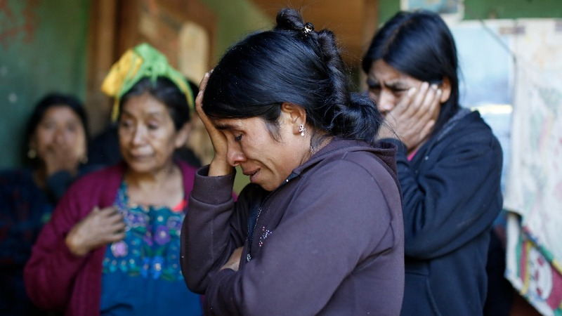 Guatemalan boy who died had the flu