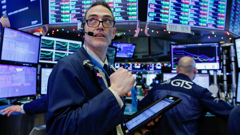 Markets poised to end wild week on upswing