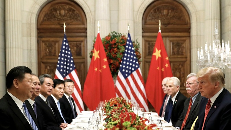 Trade clashes cost U.S. and China billions in 2018
