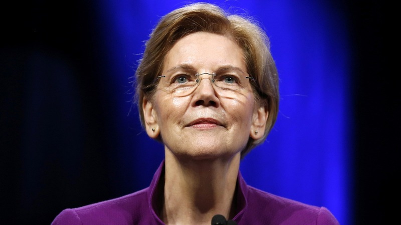 Warren takes step to challenge Trump in 2020