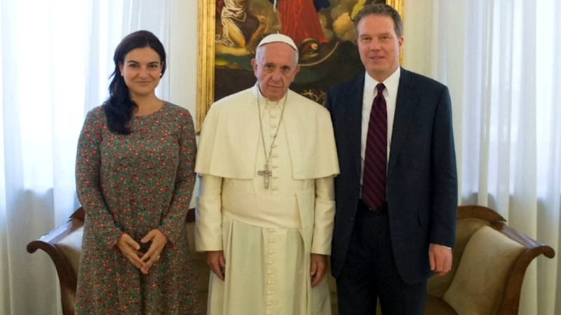 Vatican spokesman and deputy resign