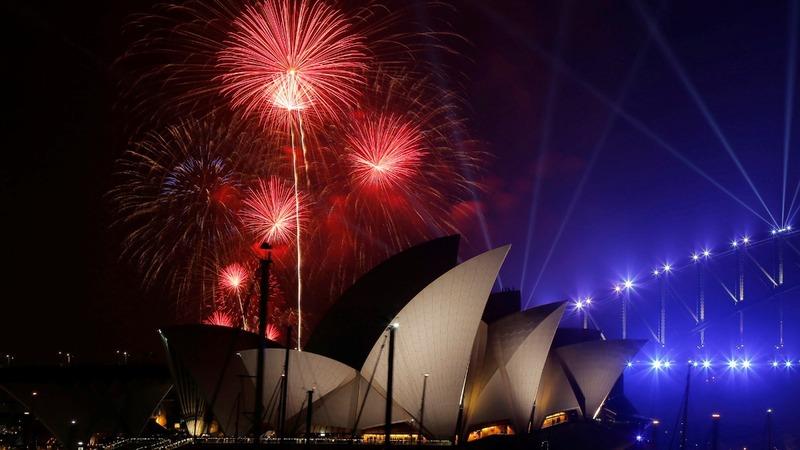 INSIGHT: NYE fireworks from around the globe