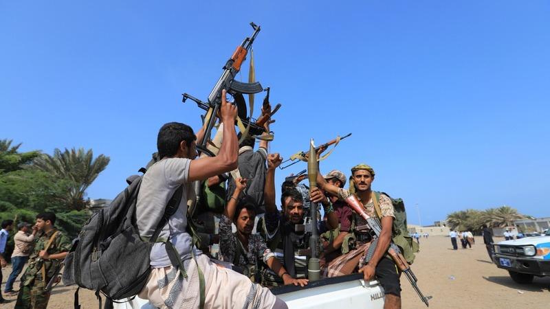 WFP says Yemen food aid being stolen