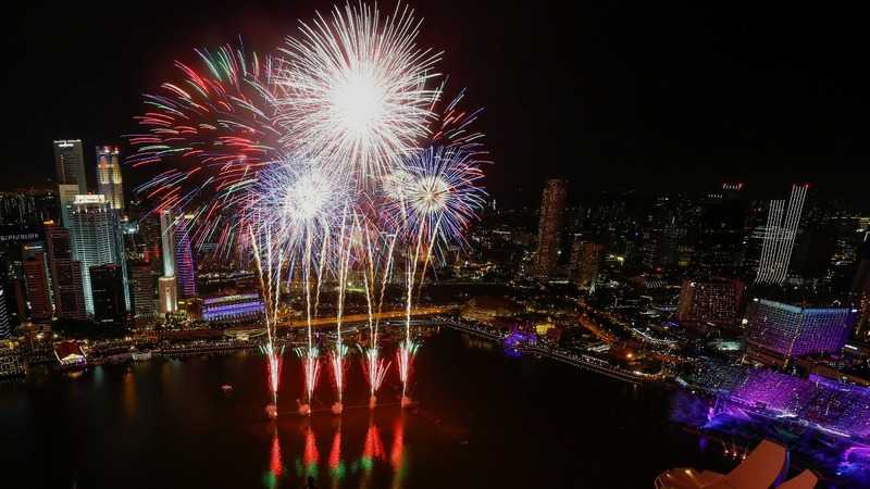 INSIGHT: The world welcomes in 2019