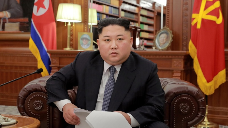 Kim says ready to meet Trump but warns of 'new path'