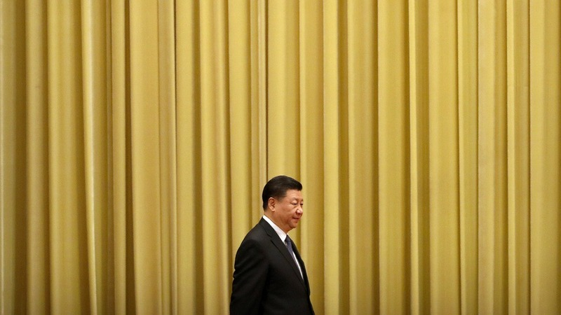 """Xi says Taiwan independence would be """"disaster"""""""