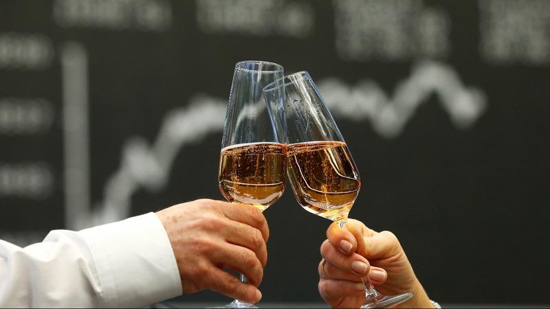 Global markets nurse New Year's hangover