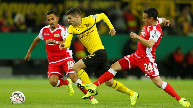 Pulisic becomes most expensive American in soccer