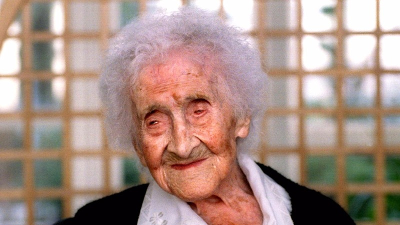France defends status of world's oldest person