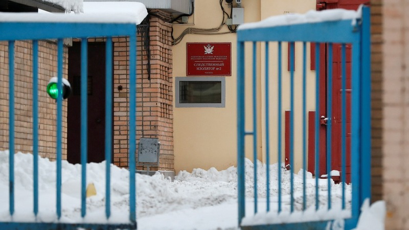 An American accused of spying is charged in Russia