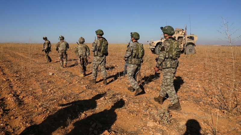 No U.S. timeline for Syria pullout, as allies fight on