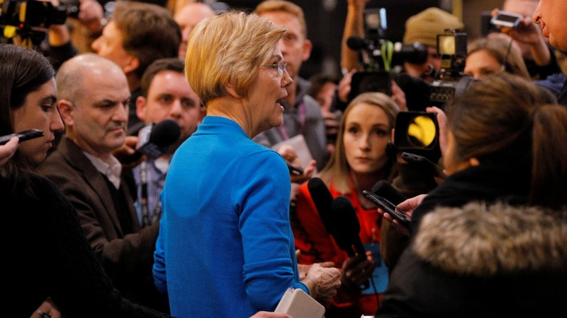 Warren vows to fight for families in White House run