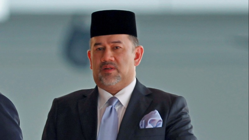Malaysia's king steps down from throne - palace