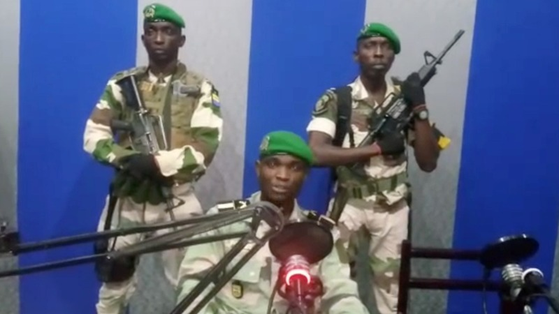 Gabon soldiers arrested after failed coup