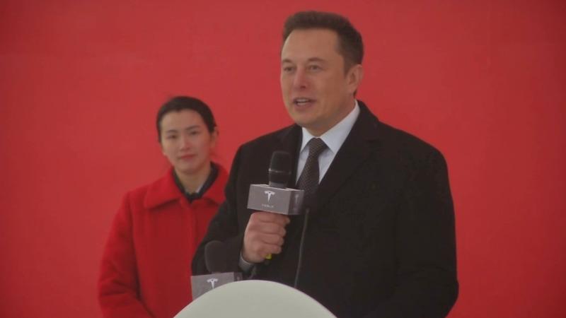 Tesla's Gigafactory to launch China push