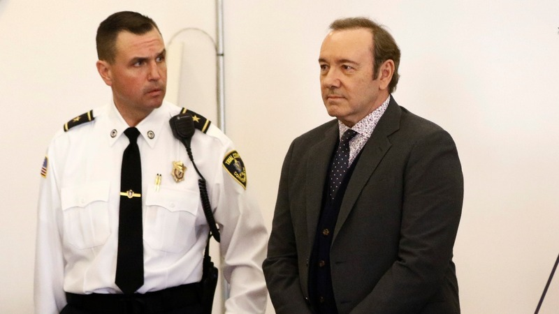 Kevin Spacey denies sexually assaulting teen