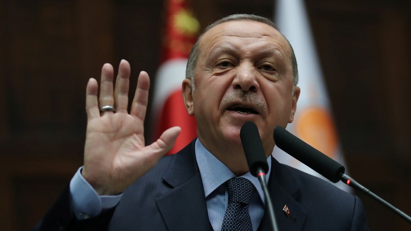 Turkey calls U.S. Syria conditions a 'mistake'