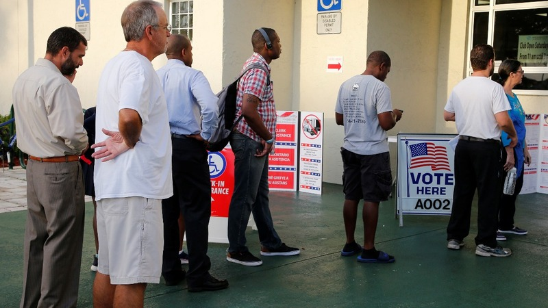 Voting rights restored for ex-felons in Florida
