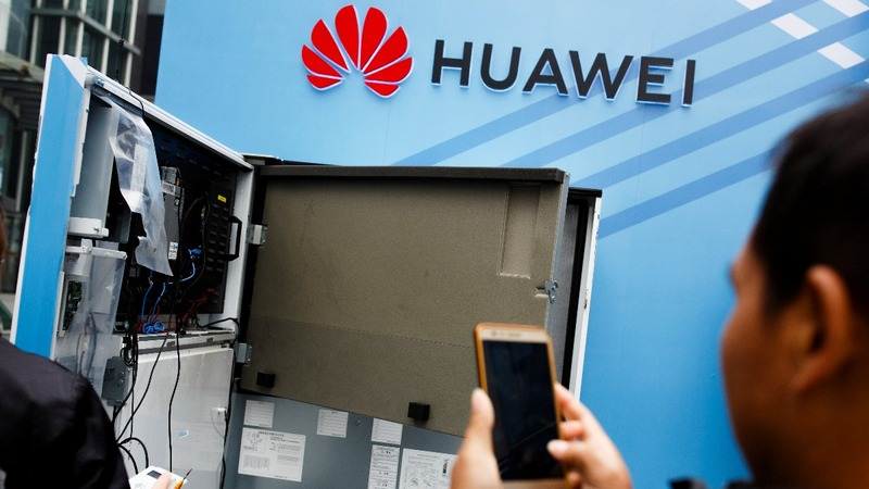 Exclusive: Links found between Huawei and Iran, Syria