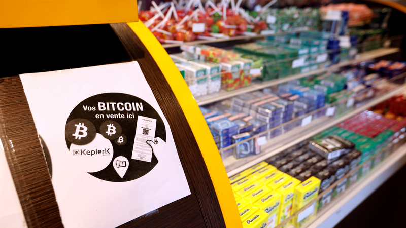 French tobacco shops sell bitcoin for cash