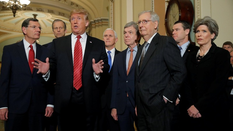 Trump walks out of talks to end 19-day shutdown