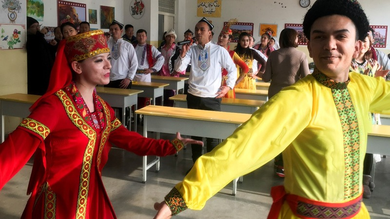 Inside the Uighur camps China wants us to see