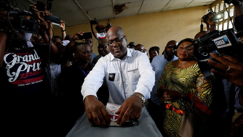 Election results leave Congo with uncertainty