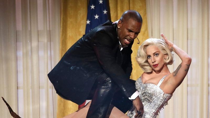 Lady Gaga breaks silence on R.Kelly abuse allegations