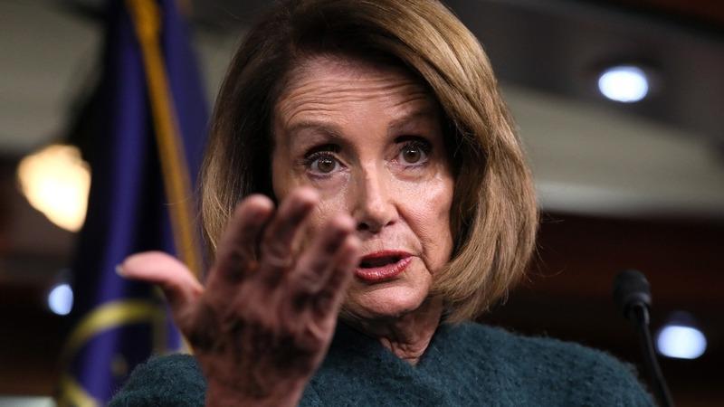 VERBATIM: Pelosi says WH meeting was a 'set up'