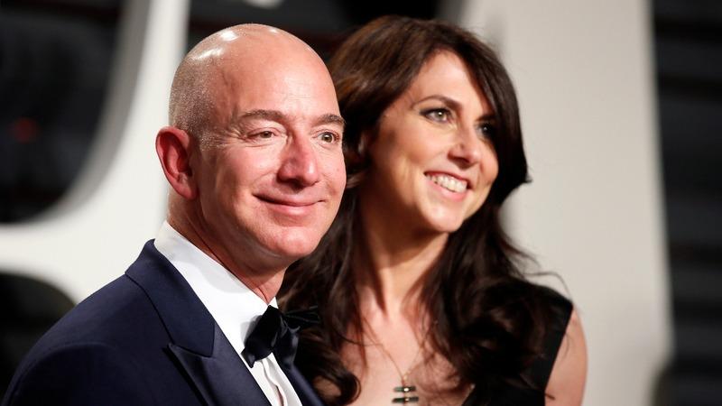 Bezos divorce raises question for Amazon investors