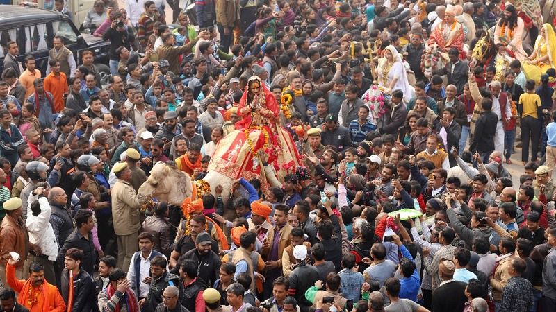 INSIGHT: India gears up for Kumbh Mela festival