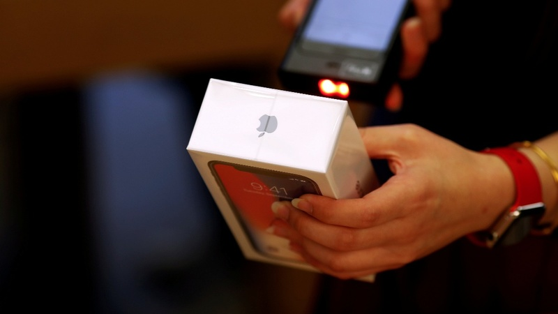 China retailers slash iPhone prices