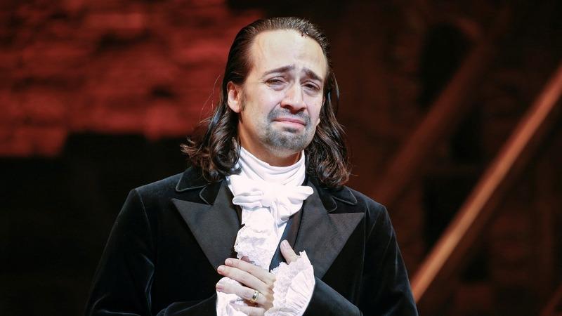 Lin-Manuel brings 'Hamilton' to Puerto Rico