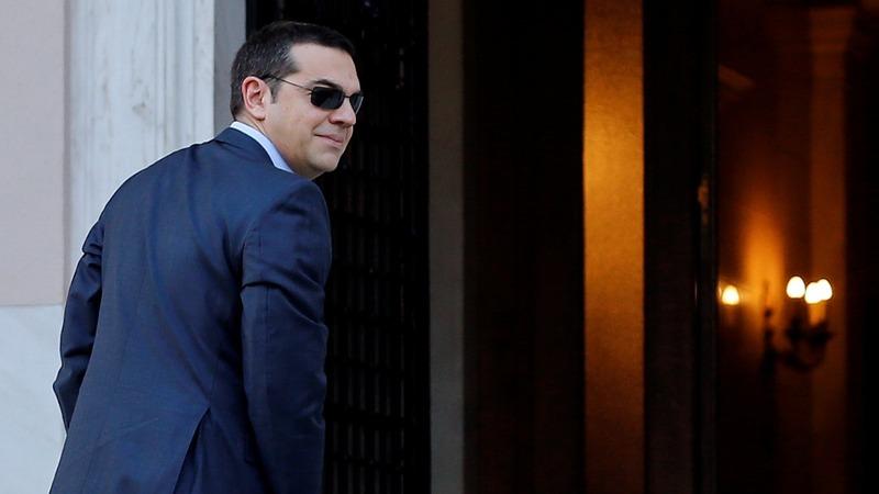 Greek PM calls confidence vote as coalition crumbles