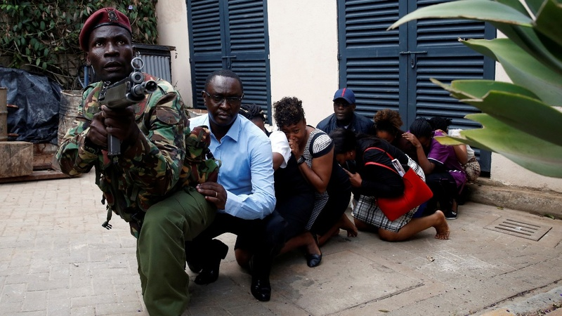 Somali Islamists claim deadly Kenya hotel attack