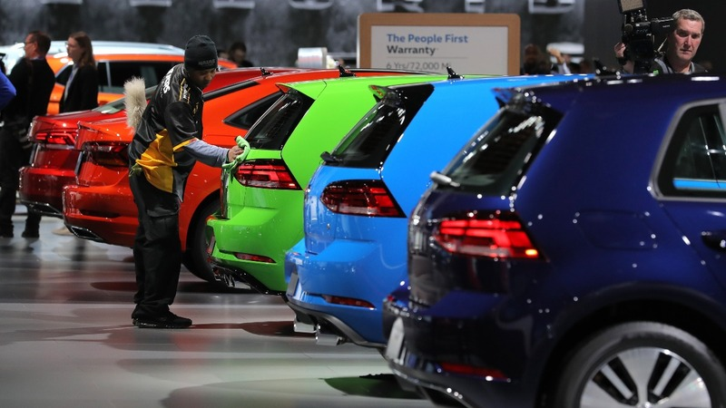 What you won't see at the Detroit auto show