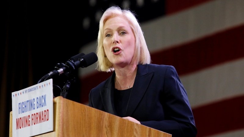 Democrat Gillibrand launches 2020 White House bid