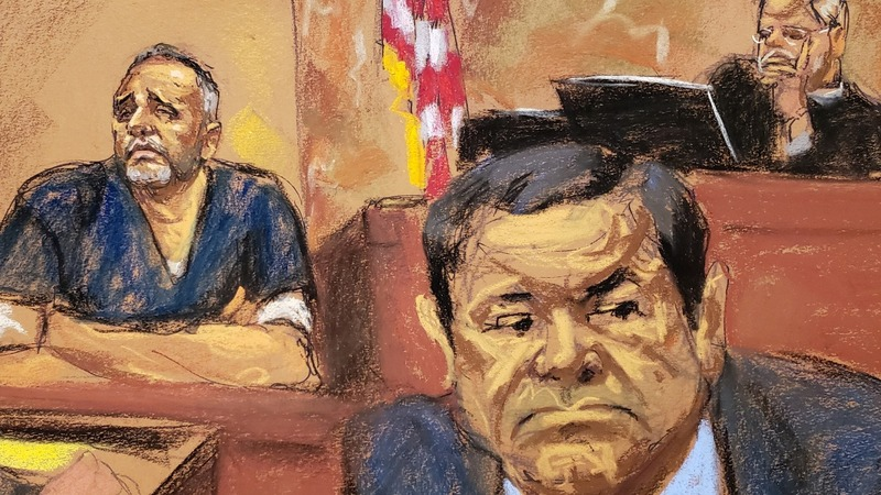 'El Chapo' paid off ex-Mexican president: witness