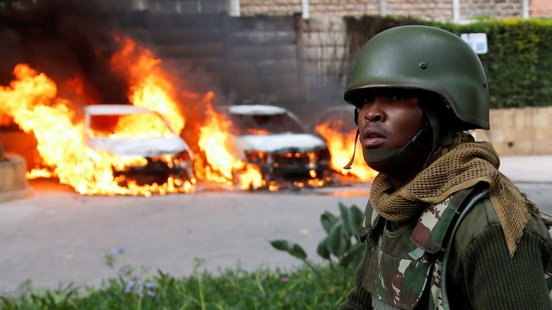 At least 14 confirmed dead in Kenya attack