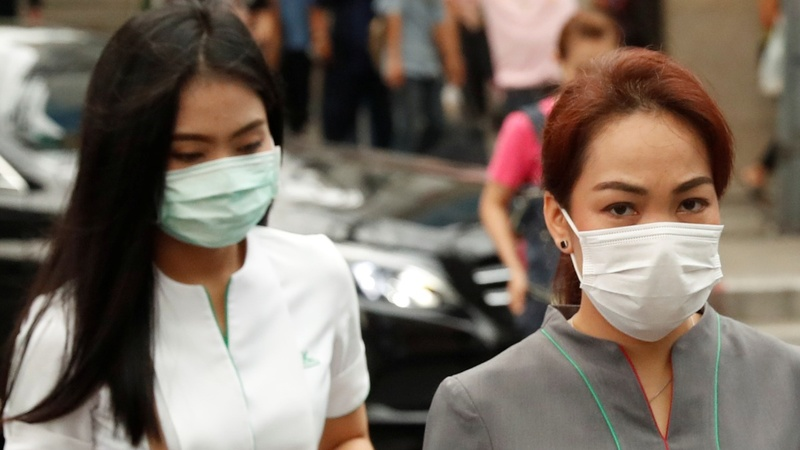 Thailand turns to 'cloud seeding' to combat smog