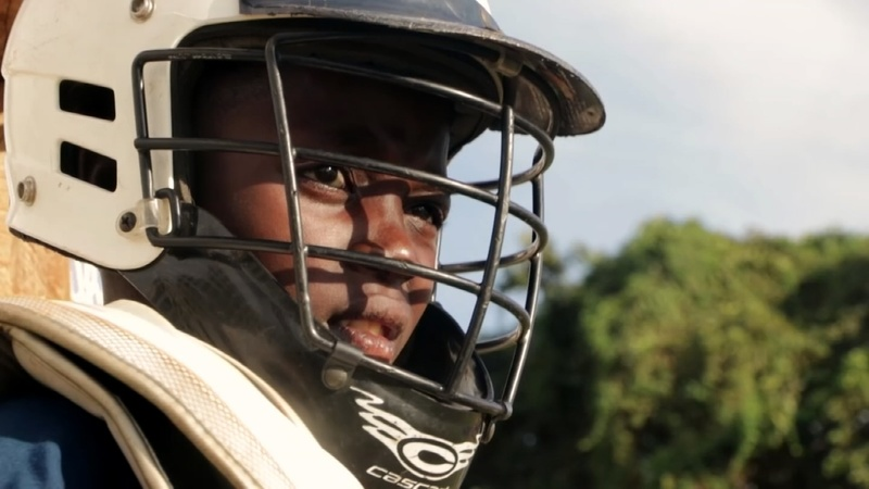 Uganda's young lacrosse players dream of glory