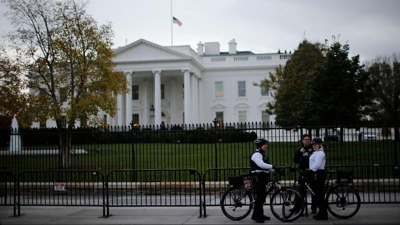 FBI thwarts alleged plot to attack White House