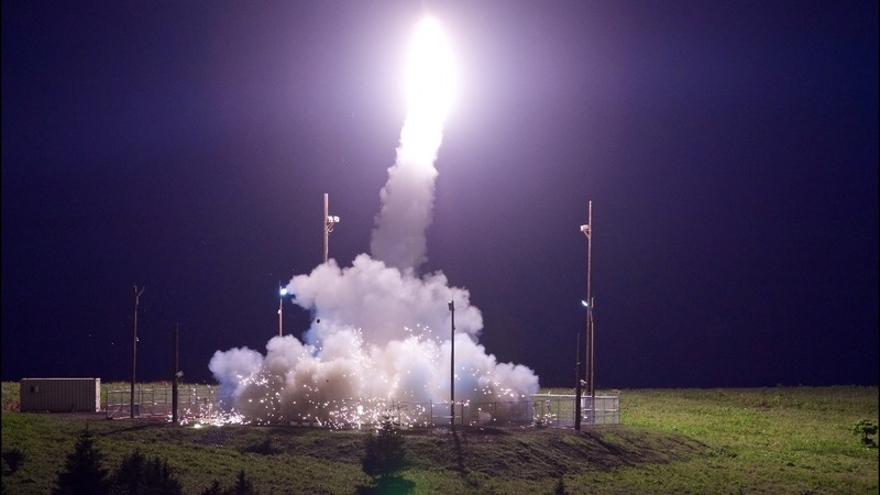 Trump missile defense review calls N.Korea 'extraordinary threat'