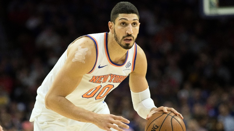 NBA's Kanter asks Trump to act on Turkey human rights