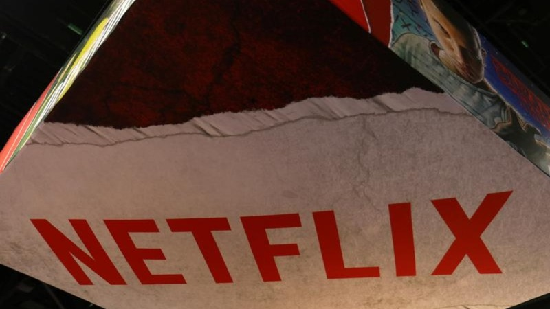Netflix misses Wall Street target, shares fall